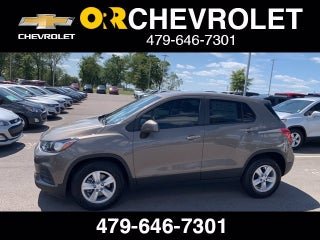 2020 Chevrolet Trax Ls In Fort Smith Ar Fort Smith Chevrolet Trax